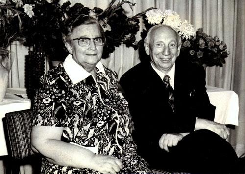 Paul und Charlotte Grimm