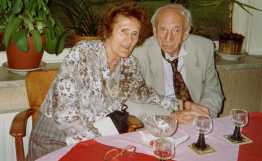 Paul und Ursula Grimm